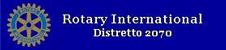 Patrocinio di Rotary International