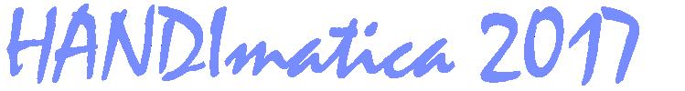 Logo Handimatica 2014