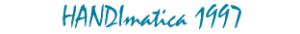 Logo Handimatica 1997