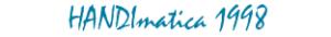 Logo Handimatica 1998
