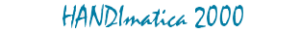 Logo Handimatica 2000