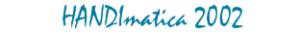 Logo Handimatica 2002