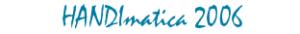 Logo Handimatica 2006