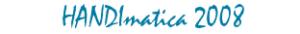 Logo Handimatica 2008